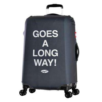 Spandex Black Bag Protector Luggage Cover