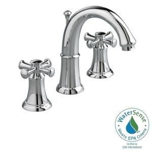 Bathroom Faucets El Paso american standard portsmouth 8 in. widespread 2-handle mid arc