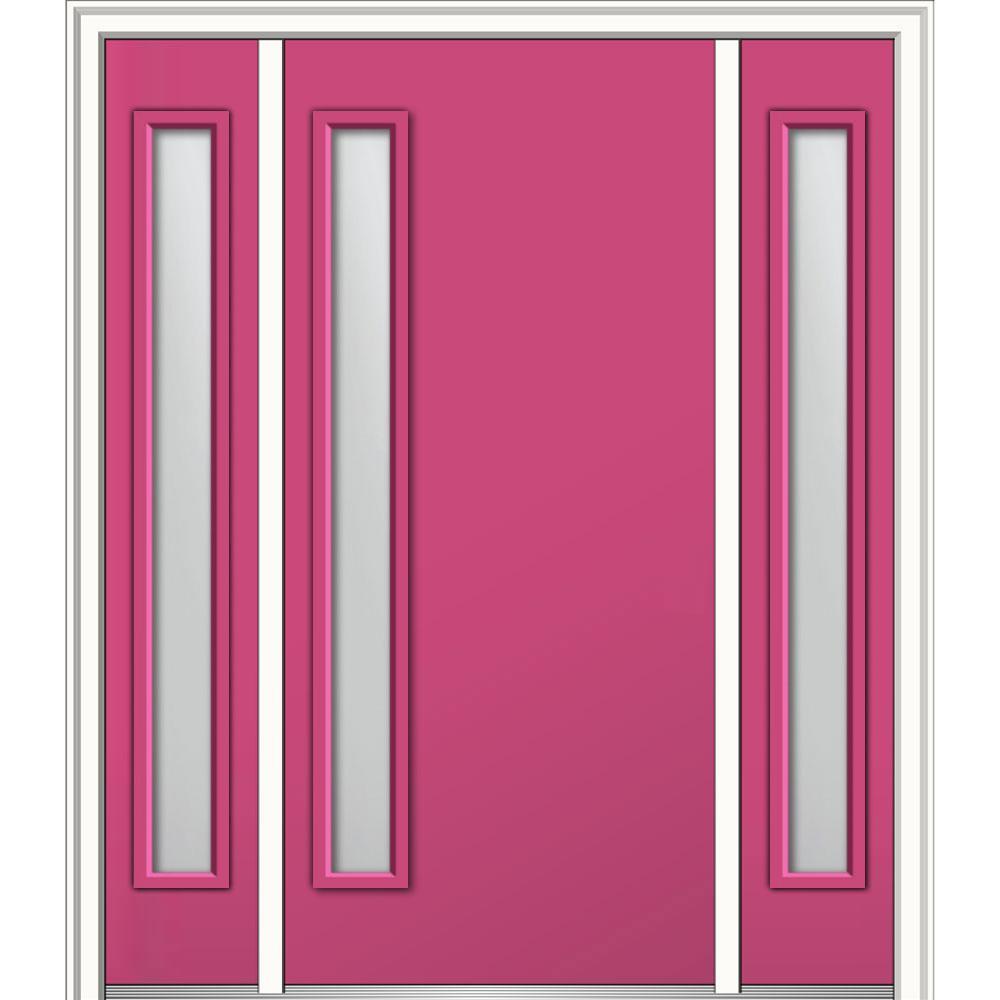 64 ...  sc 1 st  The Home Depot & Pink - Front Doors - Exterior Doors - The Home Depot pezcame.com