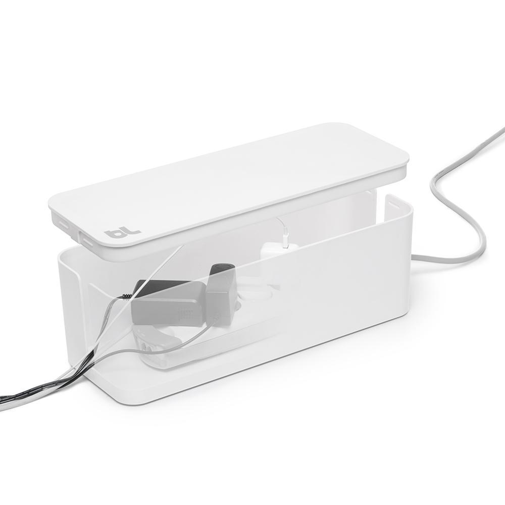 Cable Box, White