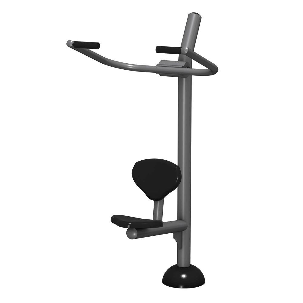 Ultra Play Footing Lat Pull Down