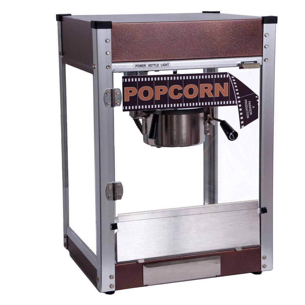 Cineplex 4 oz. Antique Copper Countertop Popcorn Machine