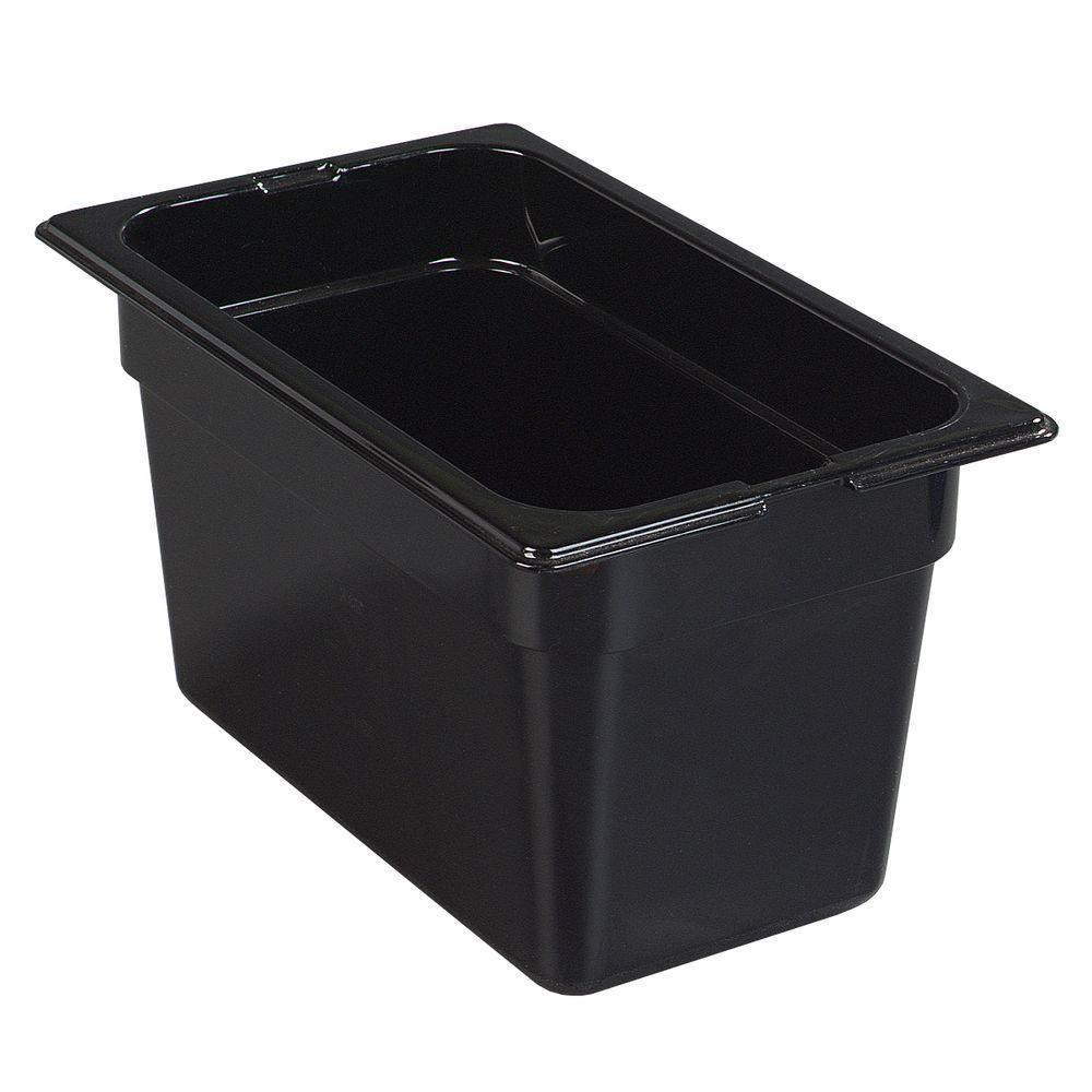 1/4 Size, 4 qt., 6 in. D High Heat plastic High