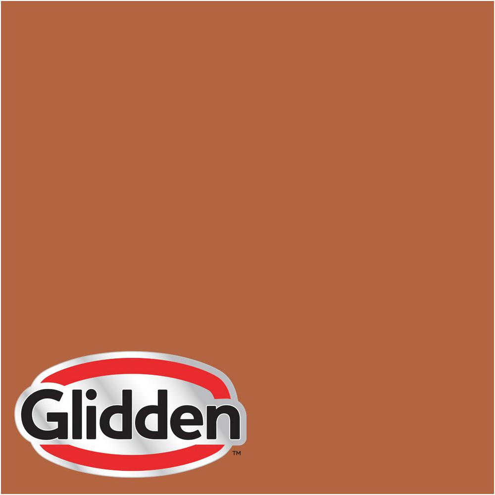 Hdgo34d Old Copper Kettle Flat Interior Paint Sample