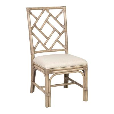 Riana Rattan Dining Chair (Set of 2)