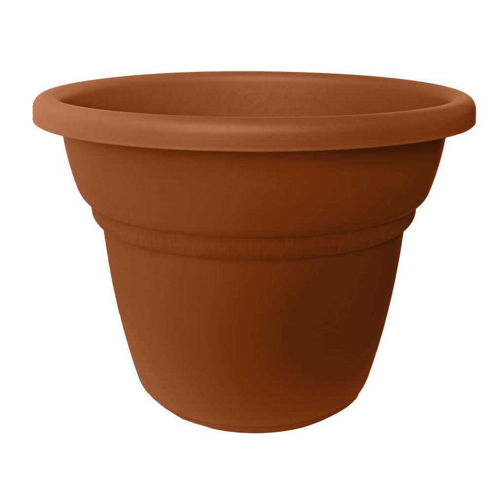 terra cotta - plastic - planters - pots & planters - the home depot