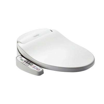 Novita Electric Bidet Seat for Round Toilets in White