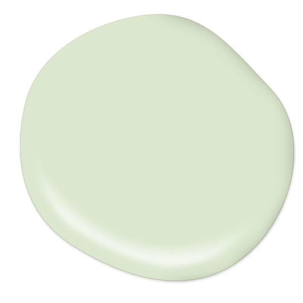 Reviews For Behr Ultra 1 Qt T12 18 Minty Frosting Extra Durable Semi Gloss Enamel Interior Paint Primer 375004 The Home Depot