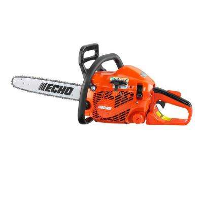16 in. 34 cc Gas 2-Stroke Cycle Chainsaw