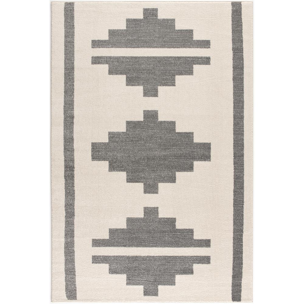 Pareto 6'x9' Area Rug in Off-White