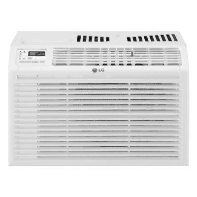 6,000 BTU 115-Volt Window Air Conditioner with Remote