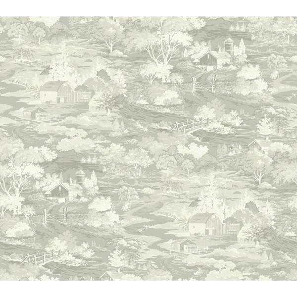 Magnolia Home by Joanna Gaines 60.75 sq. ft. Homestead Removable Wallpaper
