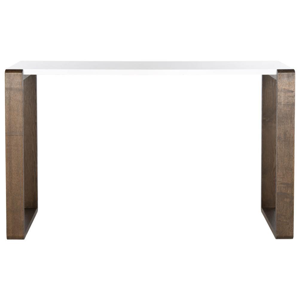 Bartholomew Dark Brown Console Table