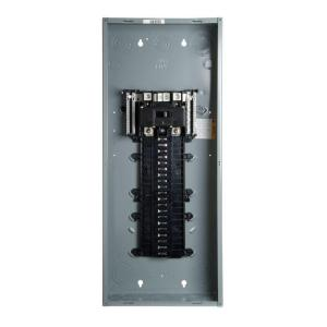 Square D QO 200 Amp 60-Space 60-Circuit Indoor Main Breaker Plug-On on main panel grounding diagram, square d load center parts, square d load center wiring step by step, square d phase panel layout, square d breaker panel diagram, ge load center wiring diagram, square d load center cover, square d load center connector, square d qo, square d electrical sub-panels,