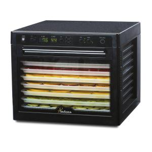 Tribest Sedona Rawfood 9-Plastic Tray Food Dehydrator by Tribest