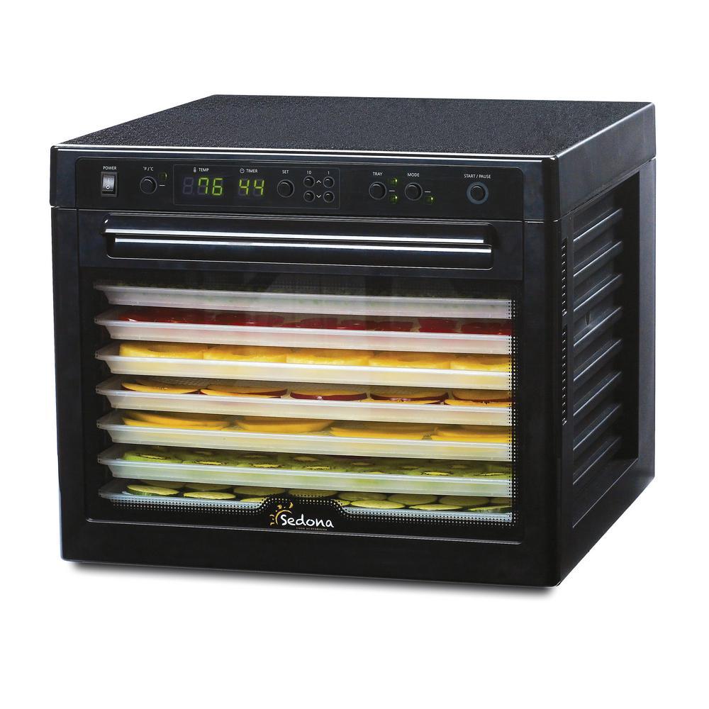 Sedona Rawfood 9-Plastic Tray Food Dehydrator