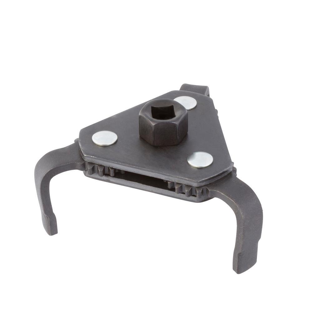 Steelman 86 mm x 16 Flute Oil Filter Cap Wrench in Black-06137 - The