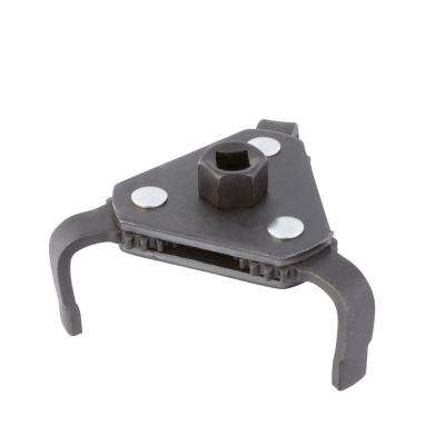2.40 in. 3-Legged Oil Filter Wrench