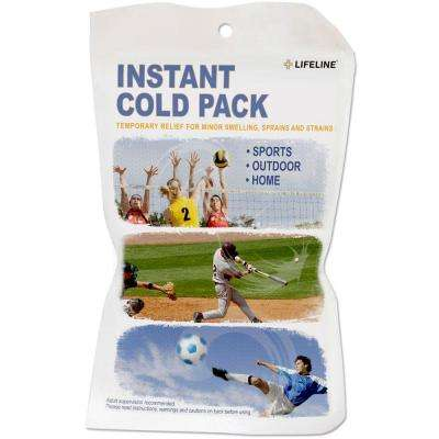 First Aid Instant Disposable Cold Pack