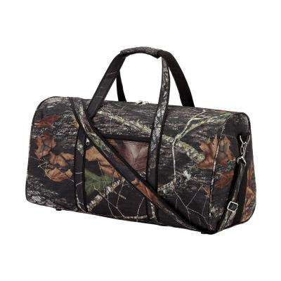 Woods Camouflage 21 in. Polyester Duffel Bag