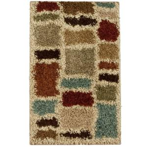 Orian Rugs Moodie Blues Multicolor 1 ft. 7 inch x 2 ft. 9 inch Accent Rug by Orian Rugs