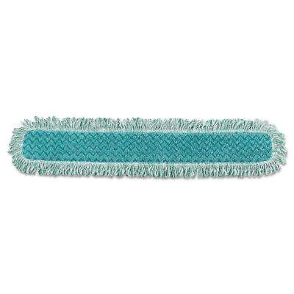 HYGEN 36 in. Microfiber Dust Mop Pad with Fringe (Case of 6)