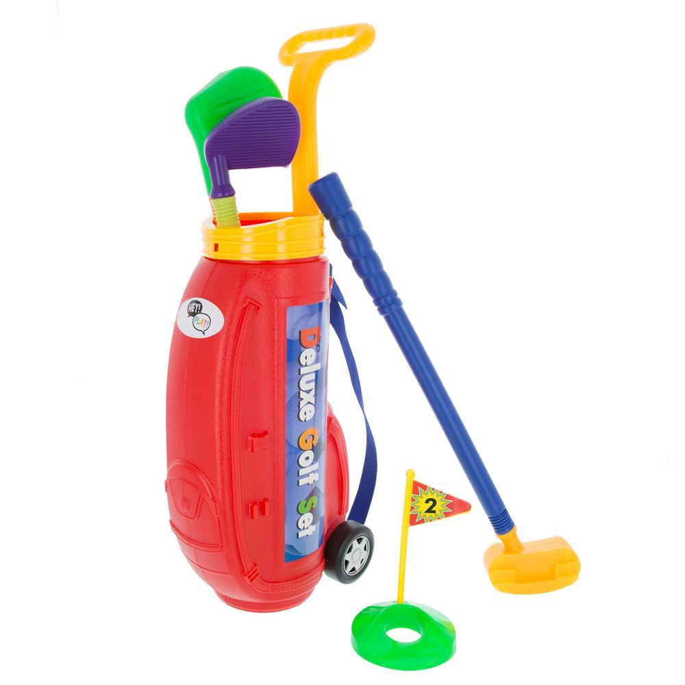 Toddler Toy Golf Playset
