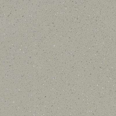 2 in. x 2 in. Solid Surface Countertop Sample in Diamond Dust