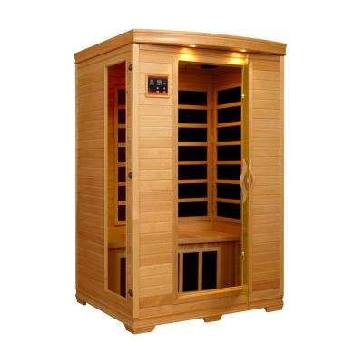 2-Person Carbon FAR Infrared Sauna