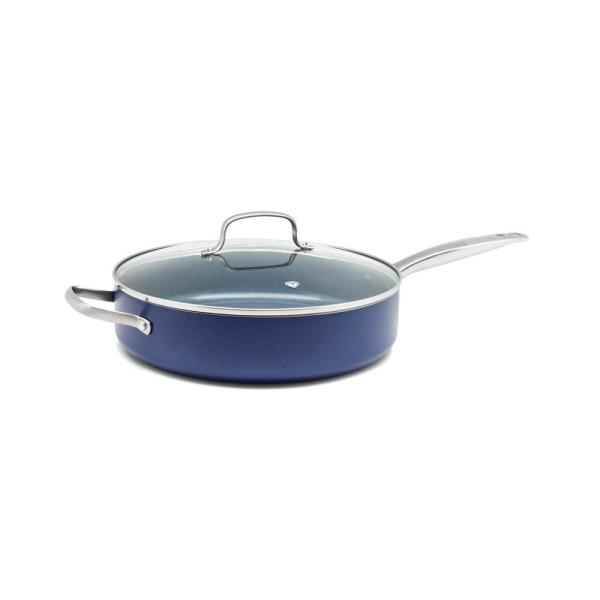Blue Diamond 5 Qt. Saute Pan with Lid CC001811-001