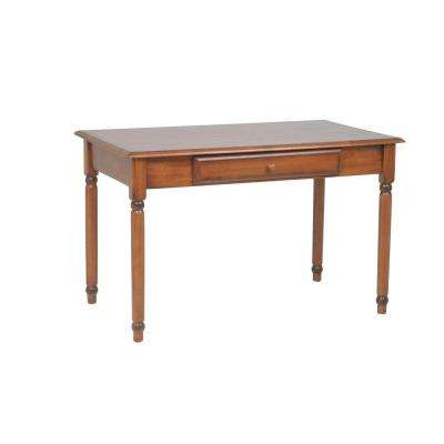 Knob Hill Antique Cherry Desk