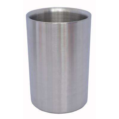 Stainless Steel Double Wall Plain Wine Chiller
