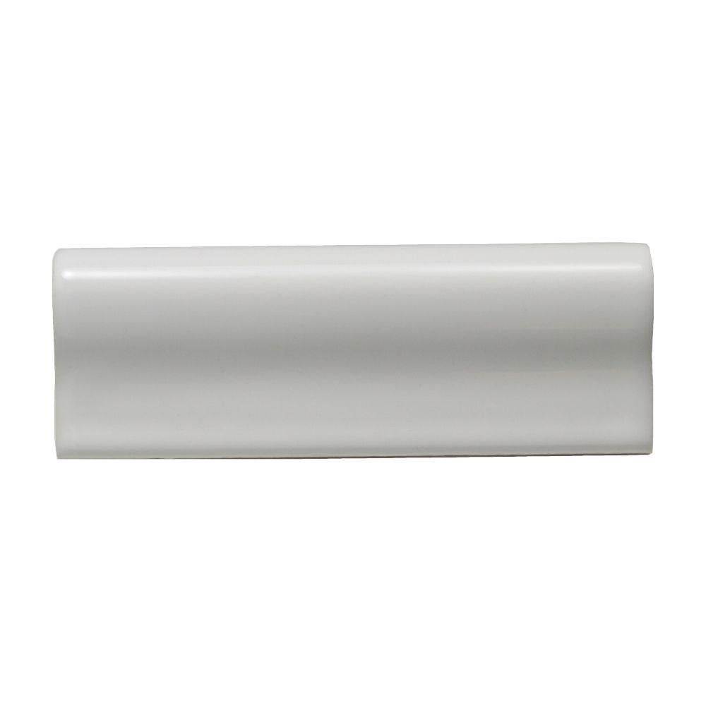Daltile subway tile morrellphotoworks daltile liners white 2 in x 6 in ceramic chair rail trim wall dailygadgetfo Image collections