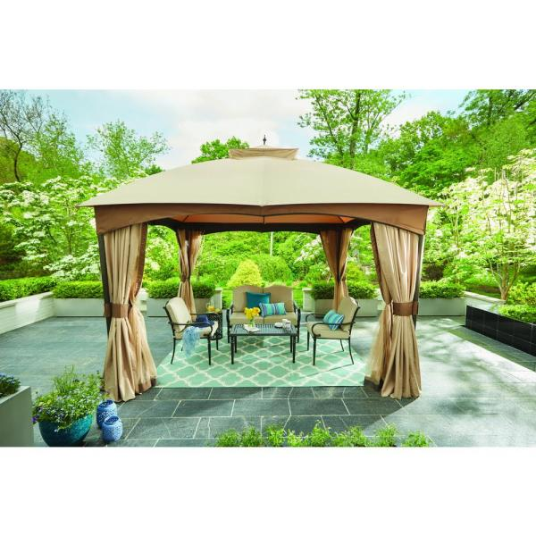 Turnberry Outdoor Patio Gazebo