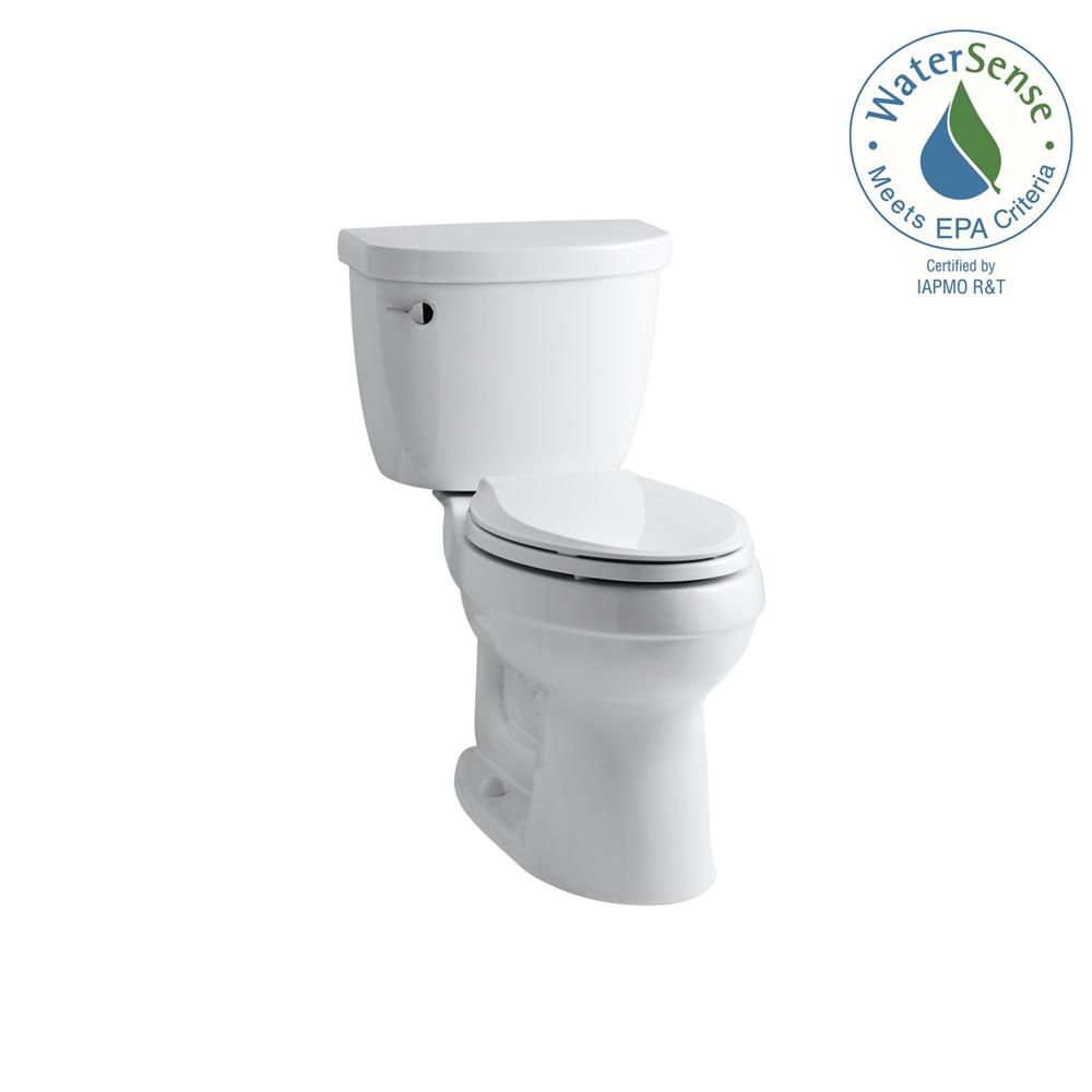 Cimarron Comfort Height the Complete Solution 2-piece 1.28 GPF Single Flush