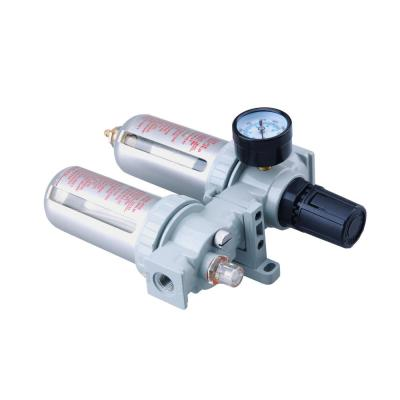 Air Control Unit Filter Regulator and Lubricator Water Trap for Compressors