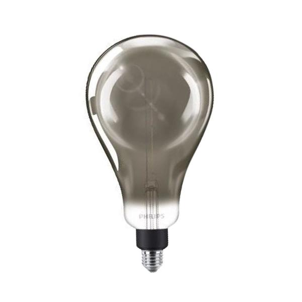 25-Watt Equivalent A50 Dimmable Modern Glass Edison LED Large Light Bulb Cool White (4000K)