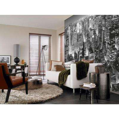144 in. H x 100 in. W Midtown New York Wall Mural