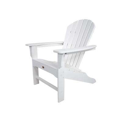 Cape Cod Classic White Patio Adirondack Chair