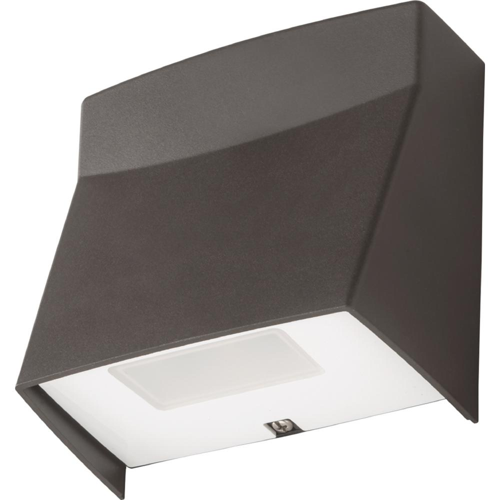 LITHONIA LIGHTING LIL 8.4-Watt Outdoor Bronze Integrated LED Wall Pack Light was $78.78 now $38.6 (51.0% off)