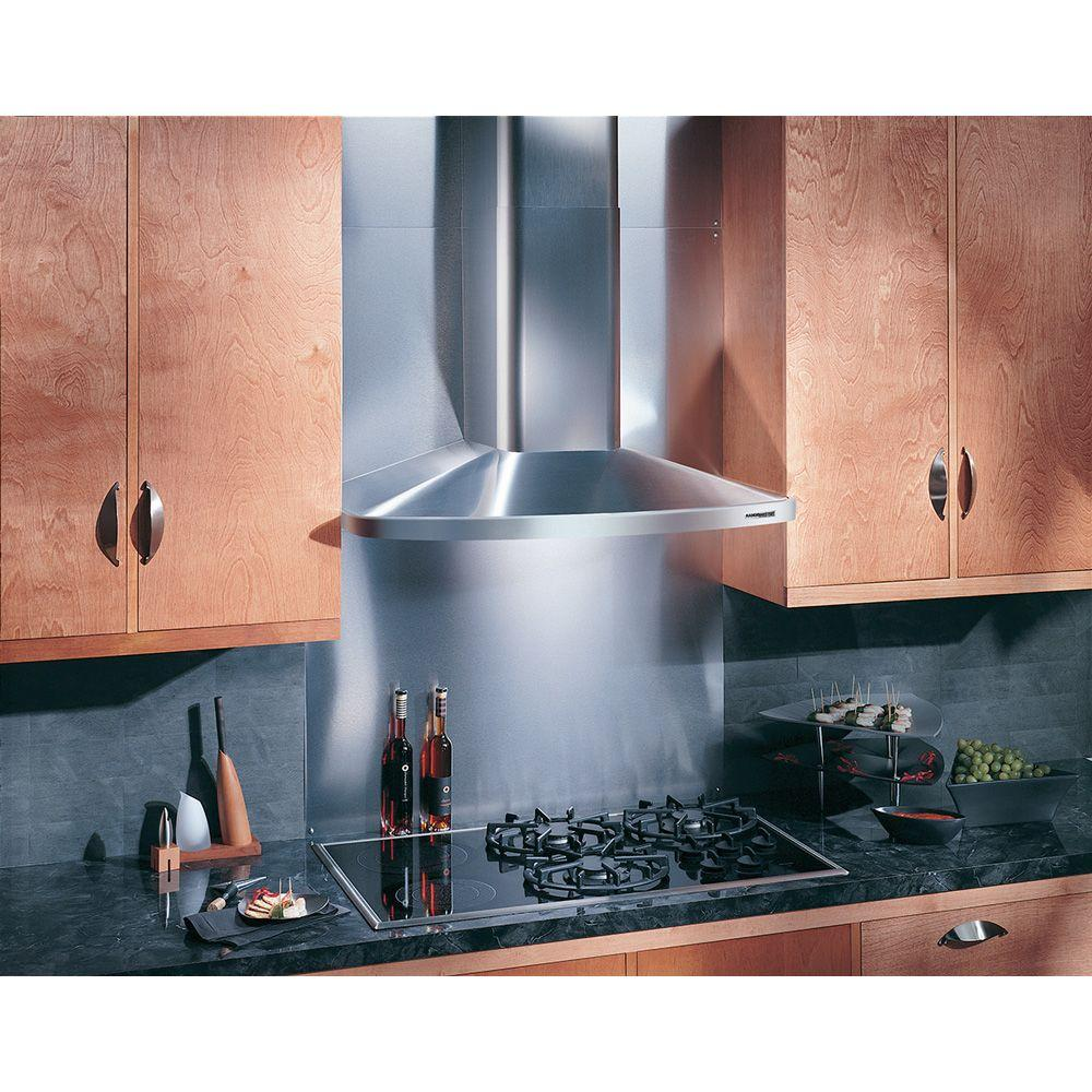 - Broan Elite RM52000 30 In. Convertible Wall Mount Chimney Range