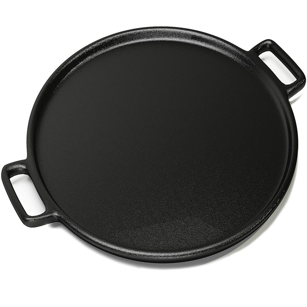 14 in. Cast Iron Pizza Pan