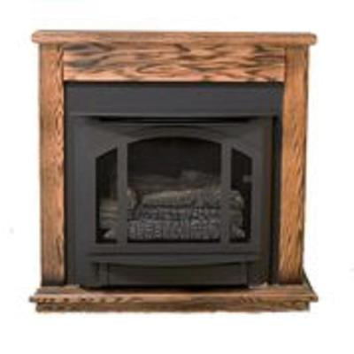 32,000 BTU Vent Free LP Gas Stove with Legs and Blower