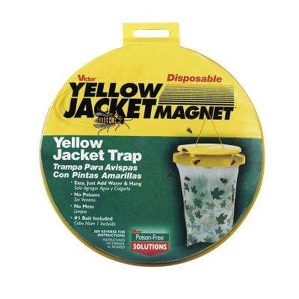 Yellow Jacket Magnet Bag Trap