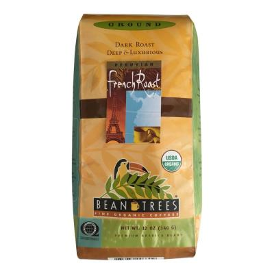 12 oz. French Roast Coffee Grounds (3-Bags)