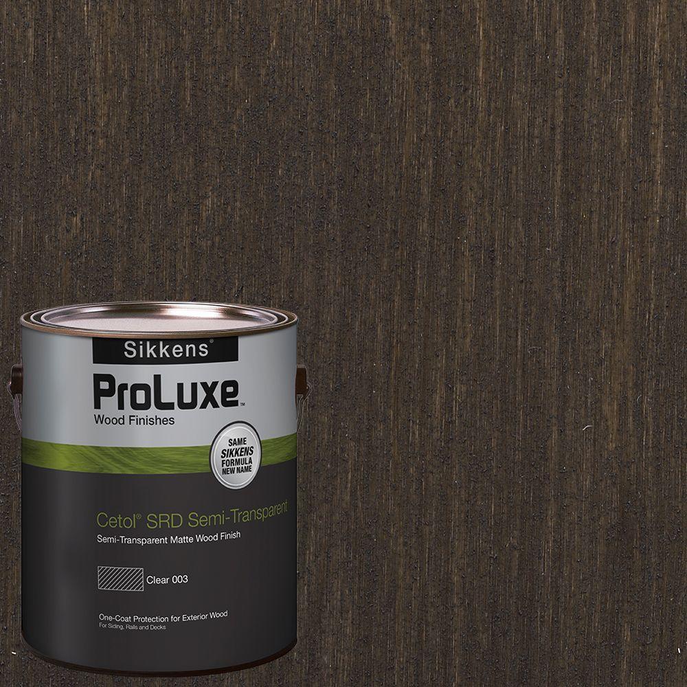 #HDGSRD-ST-58 Oxford Brown Cetol SRD Semi-Transparent Exterior Wood Finish