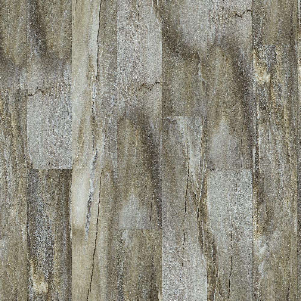 Mojave 6 in. x 48 in. Granite Repel Waterproof Vinyl Plank Flooring (23.64 sq. ft. / case)
