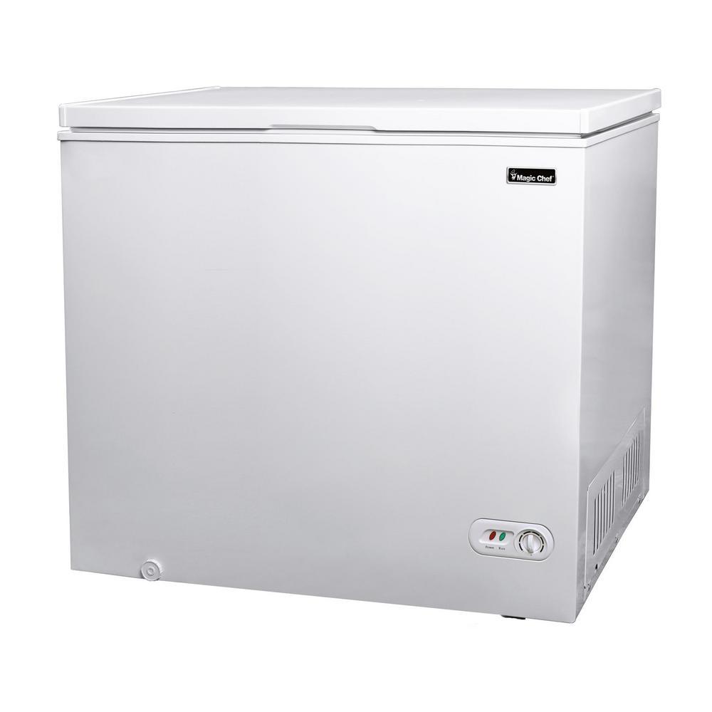 Magic Chef 7.0 cu. ft. Chest Freezer in White