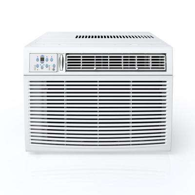15,000 BTU 115-Volt Window Air Conditioner and Remote
