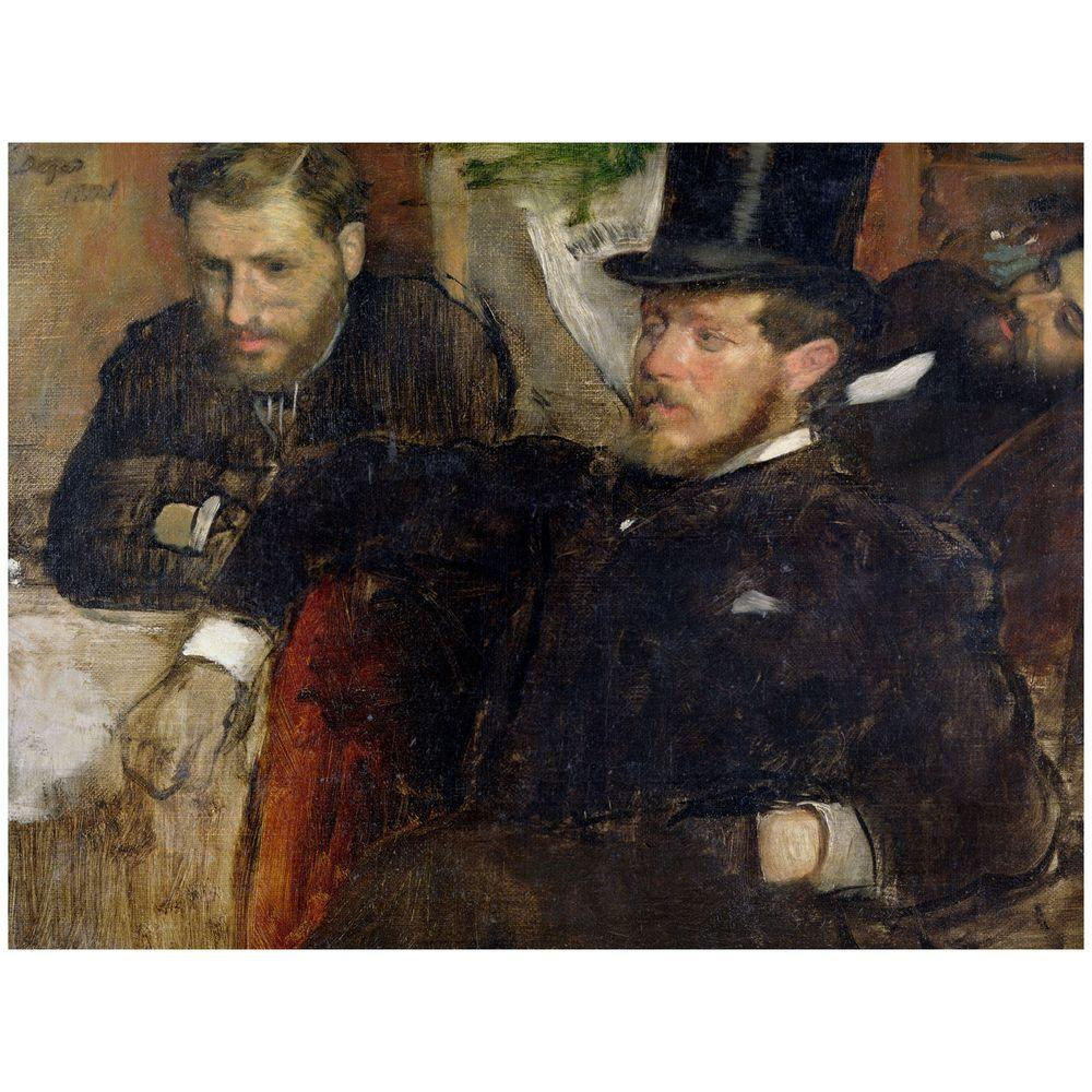 26 in. x 32 in. JeantaudLinet and Laine, 1871 Canvas Art